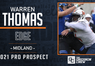 Warren Thomas: 2021 Pro Prospect Interview