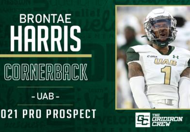Brontae Harris: 2021 Pro Prospect Interview