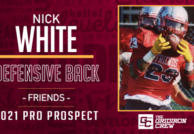 Nick White: 2021 Pro Prospect Interview