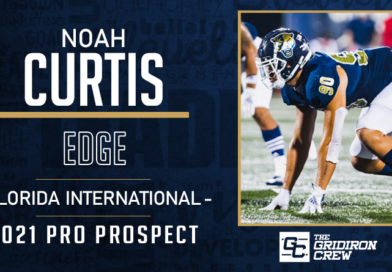 Noah Curtis: 2021 Pro Prospect Interview