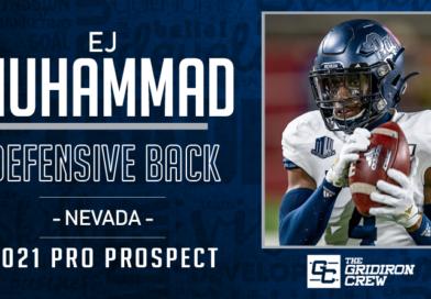 EJ Muhammad: 2021 Pro Prospect Interview