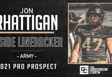 Jon Rhattigan: 2021 Pro Prospect Interview
