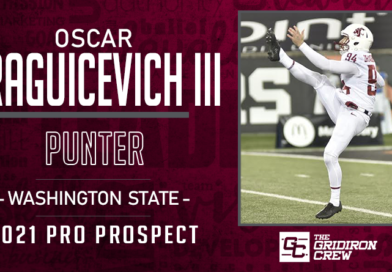 Oscar Draguicevich III: 2021 Pro Prospect Interview