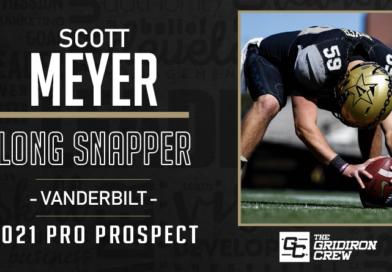 Scott Meyer: 2021 Pro Prospect Interview