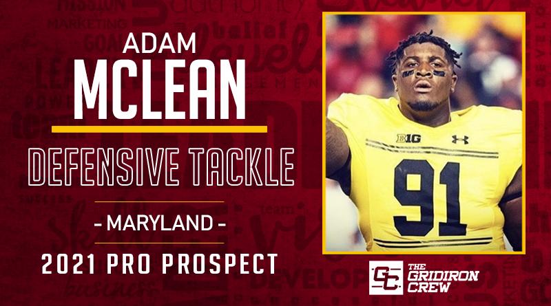 Adam McLean: 2021 Pro Prospect Interview