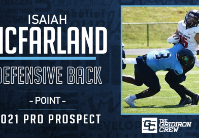 Isaiah McFarland: 2021 Pro Prospect Interview